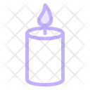 Candle Light Birthday Icon