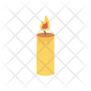 Candle Flame Light Icon