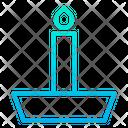 Choclate Toffy Bonbon Icon