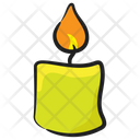 Candle Candle Vv Icon