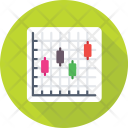 Candle Graph Icon