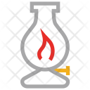 Candle Lantern Lamp Icon