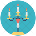 Candle Lights Icon