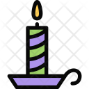 Candle Myth Legend Icon