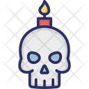 Candle Ornament Icon