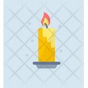 Candle Stand Light Stand Candle Light Icon