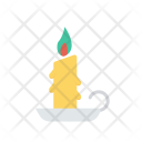 Light Candle Flame Icon