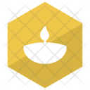 Candle Therapy Icon