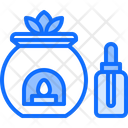 Candle treatment Icon