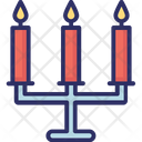 Candles Candlestick Burning Candles Icon