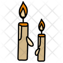 Candles Candle Light Burning Candles Icon