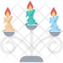 Candles Halloween Candles Halloween Candles Light Icon
