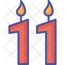 Candles Burning Candles Candle Holder Icon
