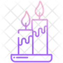 Candles Candle Fire Icon
