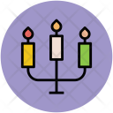 Candles Burning Candle Icon