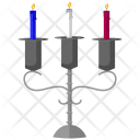 Candles stand Icon