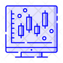 Candlestick Graph Icon
