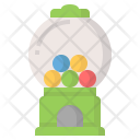 Candy Spin Machine Icon