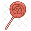 Smilingly Candy Dessert Icon