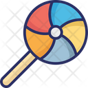 Candy Confectionery Lollipop Icon