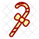 Candy Candy Cane Candy Stick Icon