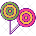 Candy Lollypop Sweet Icon