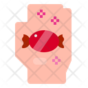 Candy Gift Present Icon
