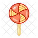Candy Party Fun Icon