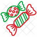 Candy Christmas Candy Sweets Icon