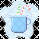 Christmas Holiday Cocoa Icon