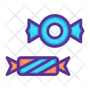 Candy Toffee Easter Icon