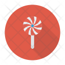 Candy Lollipop Sugar Icon
