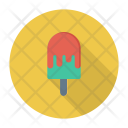 Candy Ice Cone Icon