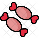 Candy Chocolate Valentine Icon
