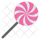 Kids Treat Lollipop Icon