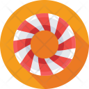 Toffee Candy Sweet Icon