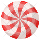 Toffy Candy Food Icon
