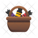 Candy Basket Halloween Event Icon