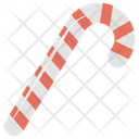 Candy Cane Peppermint Stick Santas Can Icon