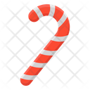 Candy Cane Candy Rainbow Candy Icon