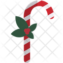 Candy Cane Candy Sweet Icon