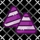 Candy Corn Icon