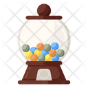 Candy Dispenser Icon