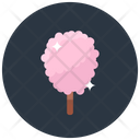 Cotton Candy Candy Floss Confectionery Item Icon