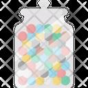 Candy Jar Icon