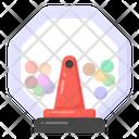 Game Machine Candy Machine Gums Machine Icon