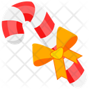 Candy Stick Candy Xmas Icon