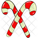 Candy Sticks Icon