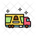 Candy Truck Icon