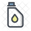Canister Diesel Oil Icon